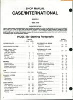 Case 1896/2096 Tractor Workshop Repair Service Manual PDF Download