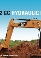 Caterpillar launches 2 new products in India:  Cat 320D2 GC Hydraulic Excavator and 950L Wheel Loader