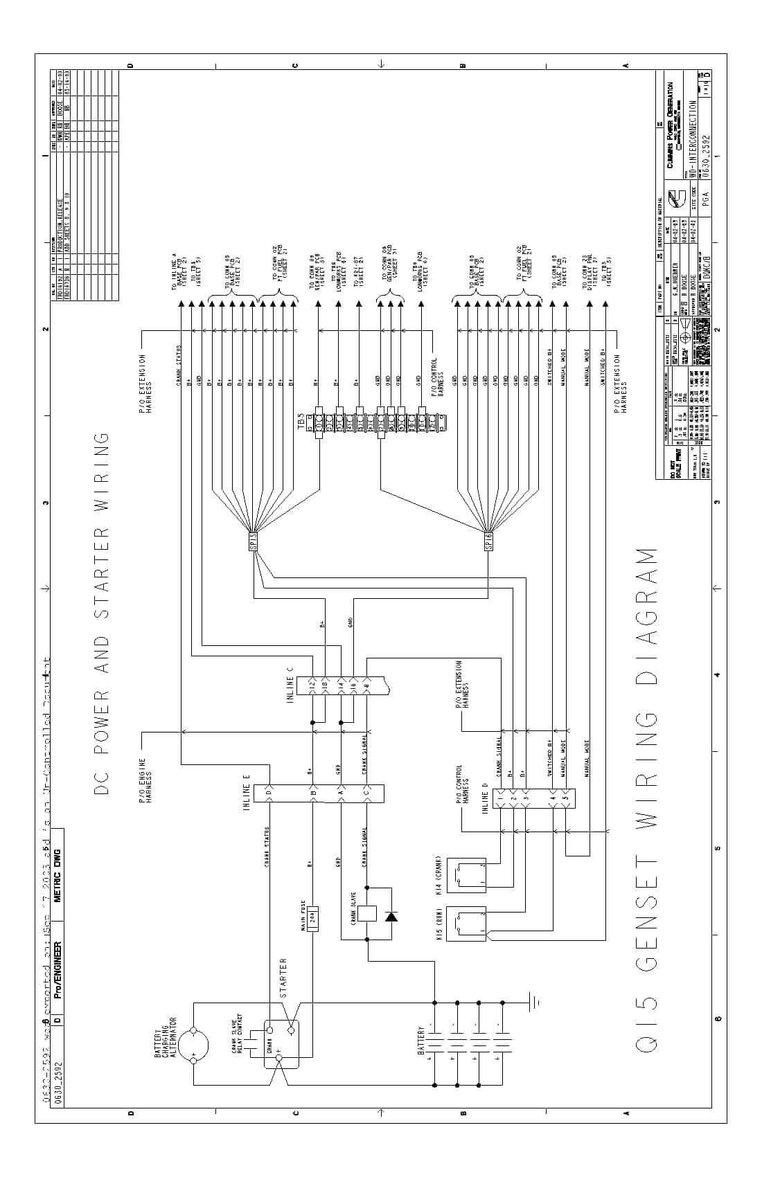 Cummins Power Generation 1400 73rd Ave Ne Minneapolis Minnesota Wiring Diagrams Pdf Download